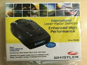 Whistler Pro 78 XRi