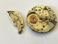 Universal Geneve Polerouter Jet 215-9 Vintage Watch Not Working For Car Parts