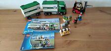LEGO CITY LKW mit Gabelstapler 7733