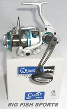 QUANTUM CABO PTs Spinning Reel #CSP60PTSE FREE USA SHIPPING!  NEW! 4.9:1 Ratio