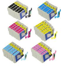 30 Ink Tank & 1 Set Chip for Epson PX650 PX660 PX700W R265 R270 R285 R290 R360
