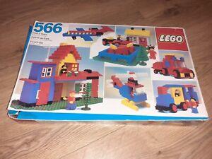 LEGO VINTAGE SET 566 IN BOX