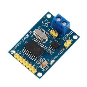 MCP2515 CAN Bus Sniffer Netzwerk Modul TJA1050 Transceiver 5V für Arduino  Pi