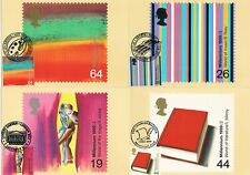 ~1999 - Artists' Tale  PHQ Card set, various handstamps