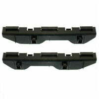 P.FITS FOR TY COROLLA 2003 - 2008 REAR BUMPER BRACKET RIGHT & LEFT PAIR SET