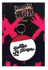 Suicide Squad porte-clés caoutchouc Daddy's Lil Monster 5 cm keychain 351879