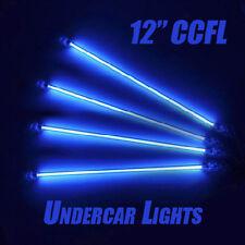 "HOTSYSTEM 12"" Blue CCFL Under Car Auto Neon Kits Undercar Underbody Lights"