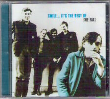 SMILE... THE BEST OF The Fall CD Rare Original Greatest 1998 Cult classic punk