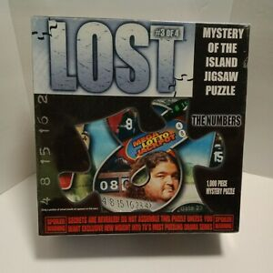 Lost Puzzle #3 Of 4 NEW Sealed 1000 Piece