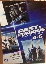 Fast & Furious Collection 4-6 (DVD - Editoriale da collezione privata)