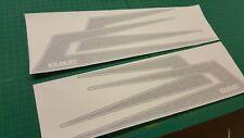 DAF 65, 75 & 85 Cf XF XF105 95XF Aufkleber Grafik Jede Farbe Boomerang