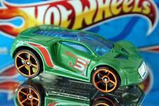 2012 Hot Wheels Multi pack Exclusive Ultra Rage mtflk green