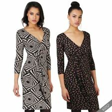 Long Sleeve Casual Geometric Dresses for Women