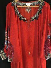 Camilla - Raglan Sleeve Dress - O/S Pre-owned condition