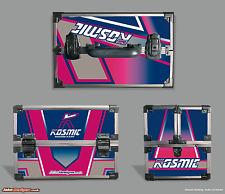 Kosmic Boîte à Outils Autocollant KIT-pour s'adapter Maplins Boîte à outils-voir notre boutique-Karting