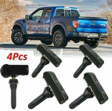 Set of 4 OEM DE8T-1A180-AA Genuine Ford Motorcraft Tire Pressure Sensors TPMS CA