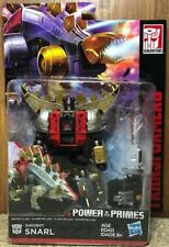 Hasbro Transformers POTP Power of the Primes Deluxe Class Snarl in stock