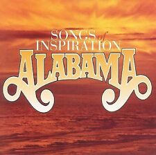 Songs of Inspiration by Alabama (CD) Very Good. Free Shipping.