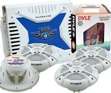 Pyle Hydra PLMRA420 4-Channel Car Amp