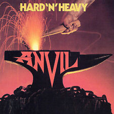 Hard 'n' Heavy by Anvil (CD, Nov-2002, Attic)