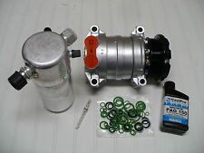 1998-2004 CHEVROLET S10 / GMC SONOMA (4.3L) REMAN AC AC COMPRESSOR KIT
