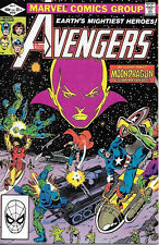 The Avengers Comic Book #219, Marvel Comics 1982 NEAR MINT NEW UNREAD