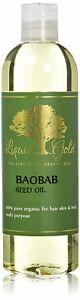 Premium Baobab Carrier Oil Pure&Organic Fresh Best Quality Skin Care Nails Hair