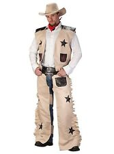 Cowboy Western Wild West Adult Costume
