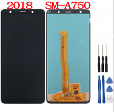 Per Samsung Galaxy A7 2018 SM-A750F Touch screen LCD Display sostituzione nero 1
