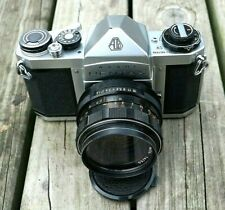 Pentax SV camera with Pentacon 50mm f1.8 Lens