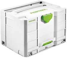 Festool Systainer T-Loc SYS-Combi 2 200117 FREE NEXT DAY DEL