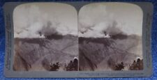 India Naldehra view of the Rugged Himalaya Mountains Underwood Stereoview