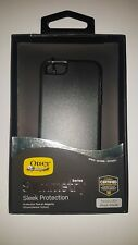 Genuine OTTERBOX Symmetry Series Full Black Case for iPhone 7