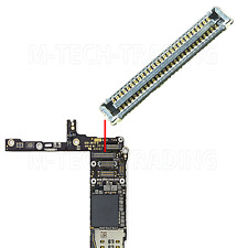 NEW LATEST IPHONE 6 PLUS 5.5 TOUCH FPC CONNECTOR FOR LOGIC BOARD PART