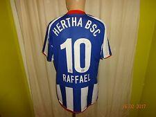 "Hertha bsc berlín original nike hogar camiseta 2009/10 ""DB"" + nº 10 Raffael talla m"