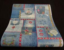 05568-10) 1 Rolle schicke Papier Design Tapete für Kinderzimmer und Jugendzimmer