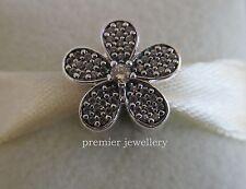 Authentic Genuine Pandora Silver Dazzling Daisy Clear CZ Charm 791480CZ
