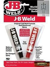 M01322 MOREZMORE HPA J-B Weld 8265S Cold JB Weld Steel Reinforced Epoxy 2 oz T20