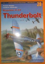 Republic P-47 THUNDERBOLT vol.4 Kagero (without decals) ENGLISH!