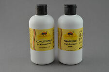 NATURAL Dry & Damaged Hair Shampoo & Conditioner Set with EMU OIL