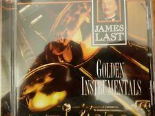 CD ALBUM - JAMES LAST - Golden Instrumentals [1999]