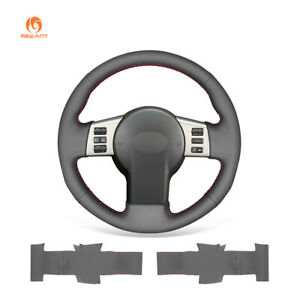 PU Leather Car Steering Wheel Cover for Infiniti FX FX35 FX45 for Nissan 350Z