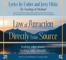 New CD Law of Attraction Directly From Source Hick
