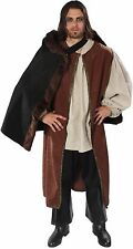 Forest Traveler Costume Mens Medieval Adult Halloween Cosplay Renassance