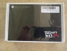 Shawn T's Beach Body Insanity Max 30 Dvd Workout Set Sealed In Box!