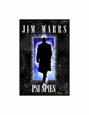 Psi Spies, Marrs, Jim, Very Good Book