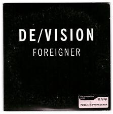 De/Vision - Foreigner Maxi-CD Promo