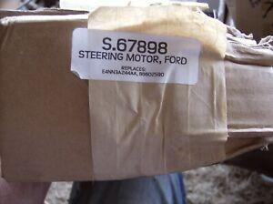 S67898 POWER STEERING MOTOR  E4NN3A244AA 86602590
