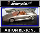 1/43 - Lamborghini Collection 50° : ATHON BERTONE [ 1980 ] - Die-cast