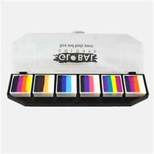 Global Body Art Face Paint - FunStroke Palette Rainbow Splash